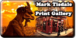 Banner for Print Shop for Mark E Tisdale Artist