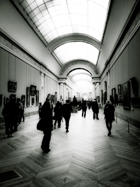 Louvre Gallery