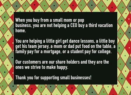 Small Business Matters - Give The Gift of Art This Years