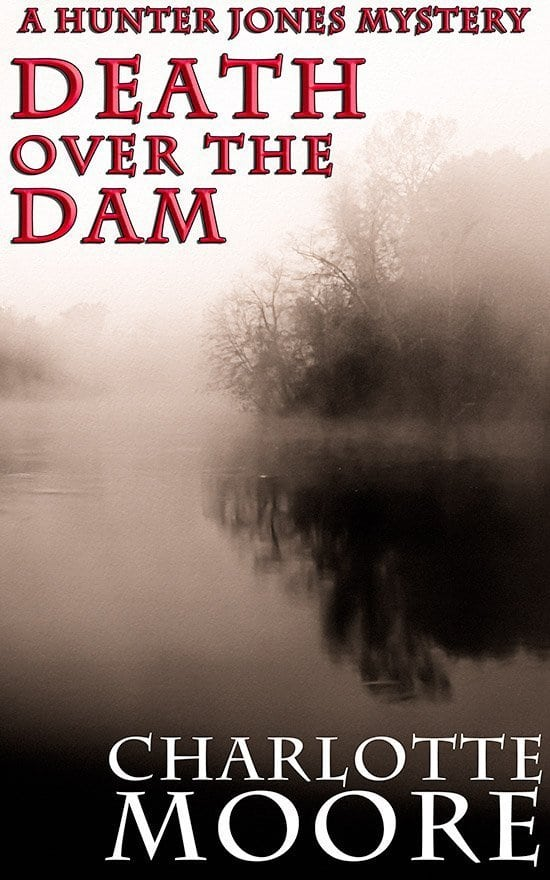 Death Over The Dam - eBook Cover Design