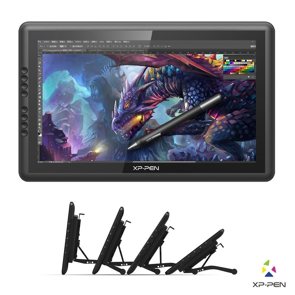 Thoughts About The XP-Pen Artist 16 - A Cintiq Alternative