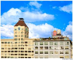 Brooklyn Skyline Print by Mark Tisdale - Dumbo Historic District