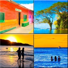 Central America Art Prints Collection by Mark Tisdale