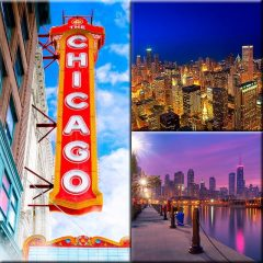 Chicago Prints by Artist Mark Tisdale