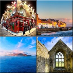 Ireland Prints Catalog by artist Mark Tisdale