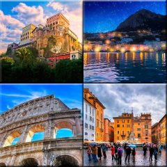 Italy art prints collection by artist Mark Tisdale