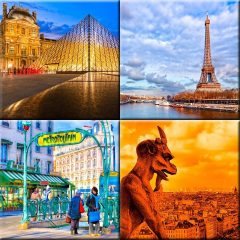 Paris Art Prints Collection by artist Mark Tisdale