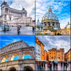 Rome Art Prints by artist Mark Tisdale