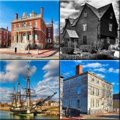 Salem Massachusetts Prints by artist Mark Tisdale