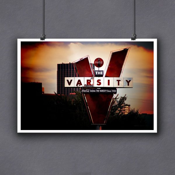 The Varsity - Fine Art Prints for Framing